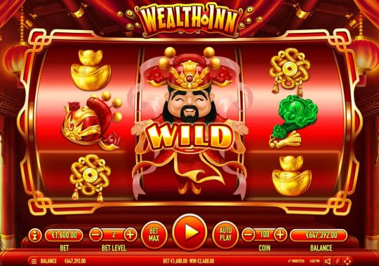 Game Slot Wealth Inn Habanero Versi Terbaru